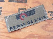 Snake Patch - SCRATCH - ARMEE DE L'AIR - KAKI AIR VOL FRANCE PETAF AVION CHASSE