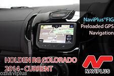Holden RG Colorado MyLink GPS Navigation Add-on SAT NAV for 2014 2015