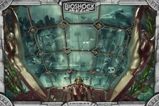 "Bioshock (Regular) Chris Skinner- 36""x24"" Screen Print Movie Poster"