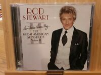 Rod Stewart – As Time Goes By... The Great American Songbook Vol II<> 2003 CD