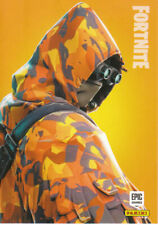 Fortnite Longshot Rare Outfit 177 Panini Sammelkarte Serie 1 Trading Card