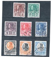 THAILAND 1928 King Prajadhipok (Satang) FU