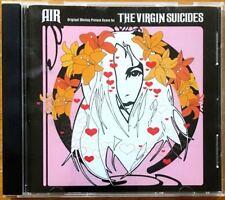 Air, Virgin Suicides Orig Soundtrack [2000 Astralwerks CD] Stereolab, Broadcast