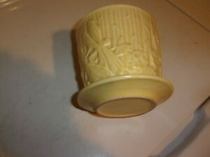 McCoy Pottery dragon Fly Flower Pot