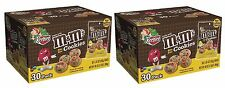 Keebler M&M Cookies 1.6 oz 30ct Great for Vending C-Stores and Lunchboxes 2 Pack