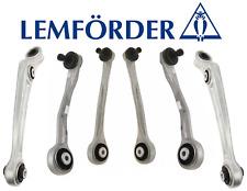 OEM Front Lower Control Arm Forward Upper Control Arm Kit Lt & Rt 6pc Audi
