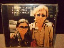 """JOHN LENNON """"THE LOST SLEEPY BLIND LEMON LENNON AL """"  EEC ORIGINAL EARLY 90'S CD"""
