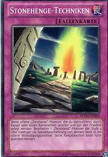 Yu-Gi-Oh! Stonehenge-Techniken - REDU-DE069