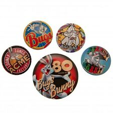 New listing Looney Tunes - Button Badge Set