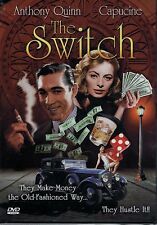The Switch (DVD, 2007), New, Sealed, Corinne Clery, Adriano Celentano, Capucine