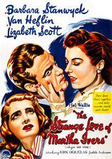 The Strange Love of Martha Ivers [New DVD]