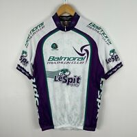 Cannibal Australia Mens Cycling Jersey XL Slim Short Sleeve