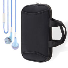 "Table Sleeve Pouch Carry Bag Case Cover For 10.1"" Samsung Galaxy Tab A+Earphone"