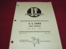Case 1270 1370 Tractor I&T Shop Manual