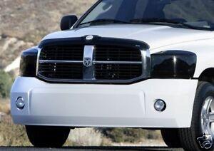 Fits 06-08 Dodge Ram Truck Smoke GTS Acrylic Headlight Covers Pair NEW GT0176S