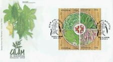 Salad Malaysia 2013 Cuisine Vegetable Flora Traditional Healthy Food (stamp FDC)