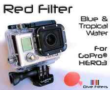 Red Filter - Underwater Color Dive Filter compatible with GoPro® cameras