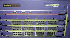 Extreme Networks Alpine 3800 3804 Gigabit Switch 45014 45110 45210 4-Slot 2xAC