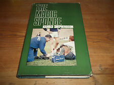 Book Football Harold Shepherdson The Magic Sponge England Trainer 1966 World Cup