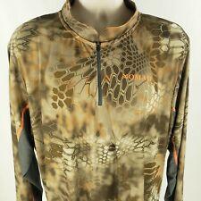 Nomad Performance Hunting Shirt XXL Kryptek Banshee Camouflage Camo Long Sleeve