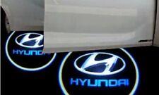 Kit HYUNDAI Luci led Sotto porta logo proiettore luce di cortesia universali