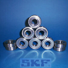 10 Kugellager 6000 ZZ / 2Z / Markenware SKF / 10 x 26 x 8 mm