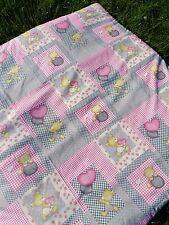Krabbeldecke - Babydecke - Spieldecke  100x100 cm