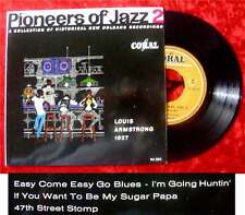 EP Louis Armstrong: Pioneers of Jazz 2 (1927)