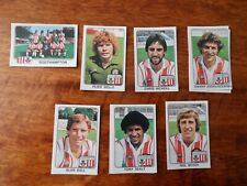 PANINI - FOOTBALL 79 - SOUTHAMPTON Player stickers - Original - Choose Your Own