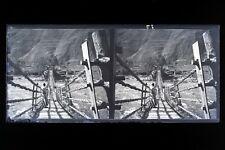 Indochine Viêt Nam France Colonie Photo M7 Plaque de verre Stereo NEGATIVE