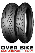 GOMME PNEUMATICI COPERTONI MICHELIN PILOT POWER 3 ANT 120 70 17 + POST 190 50 17