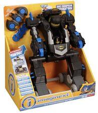*BRAND NEW* Imaginext Transforming R/C Batbot Batman Robot DC Super Friends