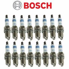 For Dodge Durango Chrysler 300 Set of 16 Spark Plug Platinum 0242230576 Bosch