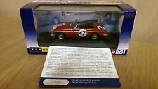Corgi VA10710 MGB 1966 Marathon de la Route Outright Winner Ltd Ed 1000 of 1000
