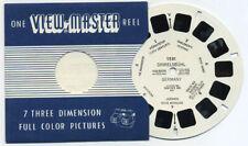 DINKELSBÜHL Germany 1955 Belgian-made ViewMaster Single Reel 1531