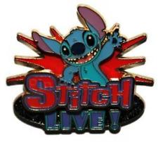 Disney Pin 61034 DLRP Disneyland Resort Paris Stitch Live! Opening Day 2008
