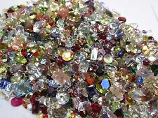 Natural Mixed Faceted Loose Gemstone Parcel Lot 35 Ct Mix Facets