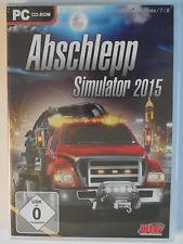 Abschlepp-Simulator 2015 - Mit Truck Falschparker räumen - Kran Rampe Simulation