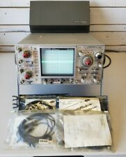 Kenwood CS-2110 4 channel Oscilloscope 4 probes original box and paperwork