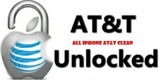 AT&T USA iPhone Unlock Service All Model 6/7/8/X/11 Clean (1-5 Minutes)