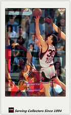 1994 Australia Basketball Card NBL Regular S1 Offensive Threat OT8 Scott Fisher