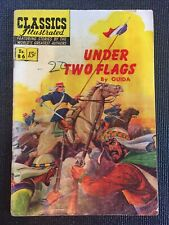 Classics Illustrated #86 Under Two Flags 1951 #86/87 Combine Shipping