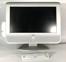 SONY WEGA 23inch High Res Flat Screen LCD TV Monitor Silver With Remote KLVL23M1