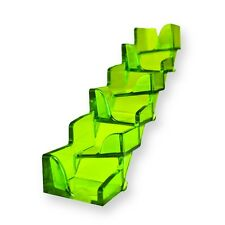Wall Coaster Crazy Stairs Add-On Trick Pack for Marble Run Courses Game