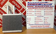 Radiatore Riscaldamento Daewoo/Chevrolet Aveo 1.2/1.4 Benzina 2002 in poi NUOVO