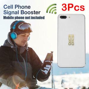New Signal Enhancement Sticker Cell Phone External Antenna Signal Amplifier US