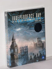 INDEPENDENCE DAY Resurgence Blu-Ray FULLSLIP STEELBOOK 323/800 KimchiDVD NEU&OVP