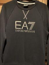 Emporio Armani EA7 Mens Sweatshirt Size Small