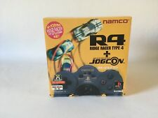 RIDGE RACER TYPE 4  + JOGCON  ( Limited Edition )