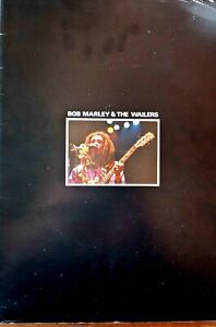 Bob Marley & The Wailers - 1979 Japanese Tour Programme